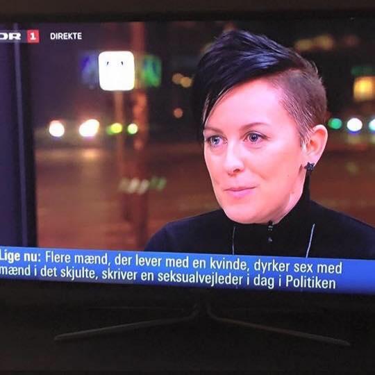 Marlene Qvist Simoni, Seksualvejleder